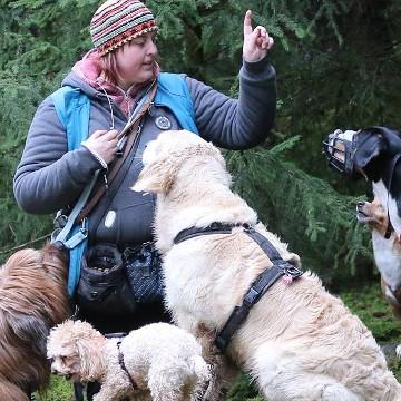 Hundetrainerin Anne Rosengrün - Hey-Fiffi.com
