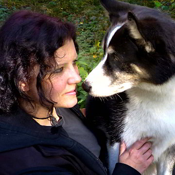 Hundetrainerin Jennifer Ricken