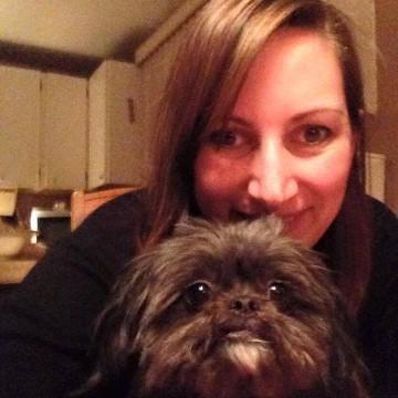 Hundetrainerin Cathy Chapados