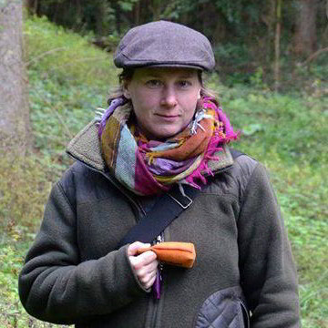 Hundetrainerin Tanja Bischof