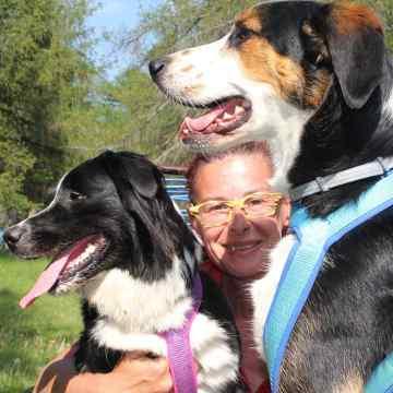 Hundetrainerin Dr. Christine Kompatscher - Hey-Fiffi.com