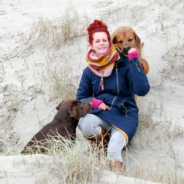 Hundetrainerin Ilka Schumacher - Hey-Fiffi.com
