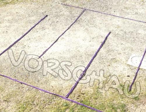 TTouch: Bodenarbeit – Das Labyrinth