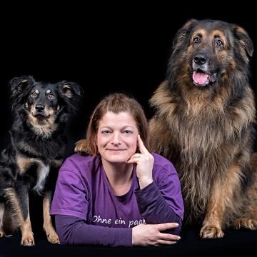 Hundetrainerin Janna Martha Müller - Hey-Fiffi.com