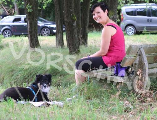 Entspannt beim Spaziergang – Ruheinseln