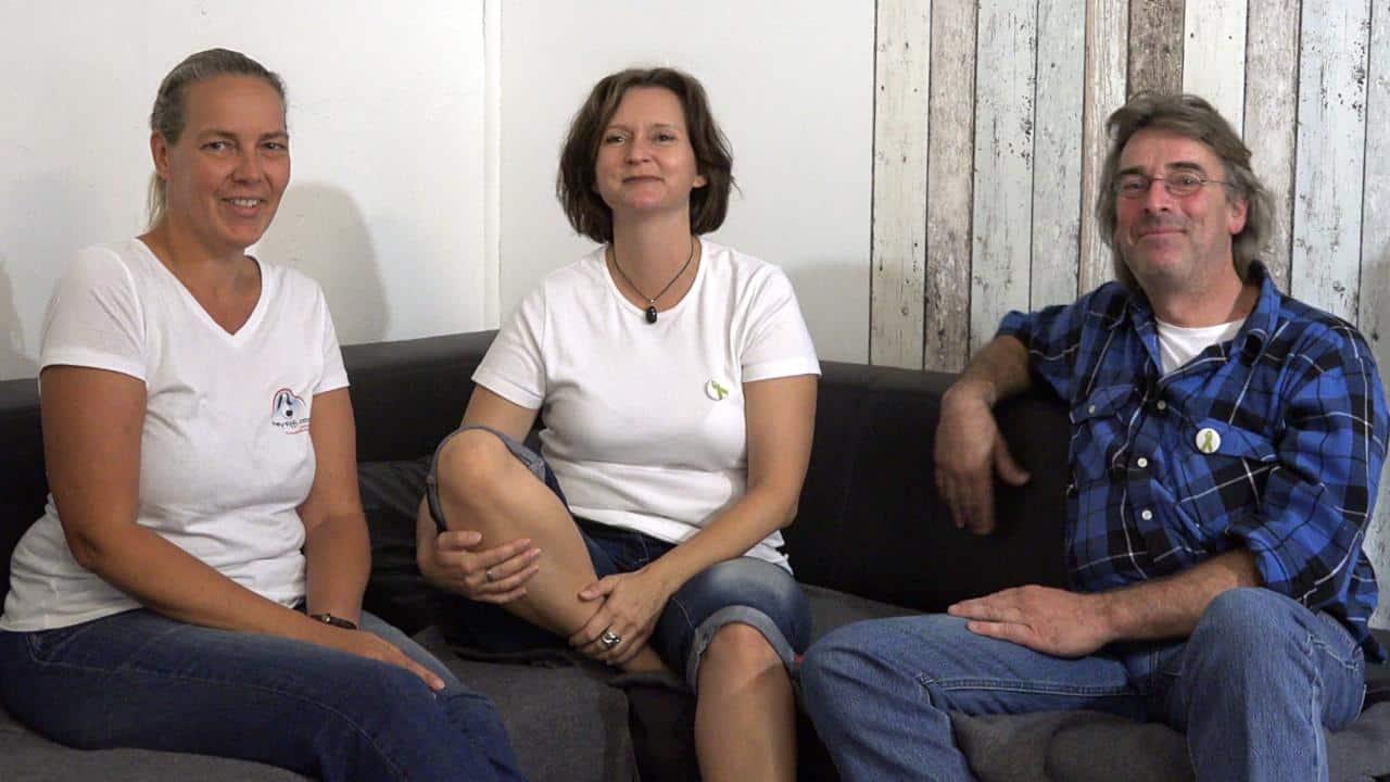 Sonja Meiburg, Manuela Zaitz, Gerrit Stephan - Hey-Fiffi.com