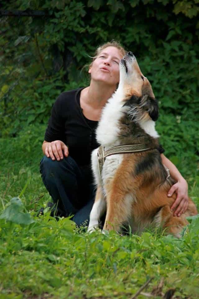 Hundetrainerin Ines Grötker - Hey-Fiffi.com