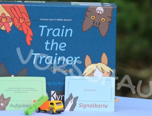 Train the Trainer: Bewegung clicken mit Targethilfe